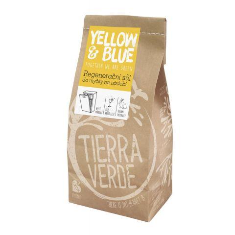 Regenerační sůl do myčky na nádobí Tierra Verde 2 kg