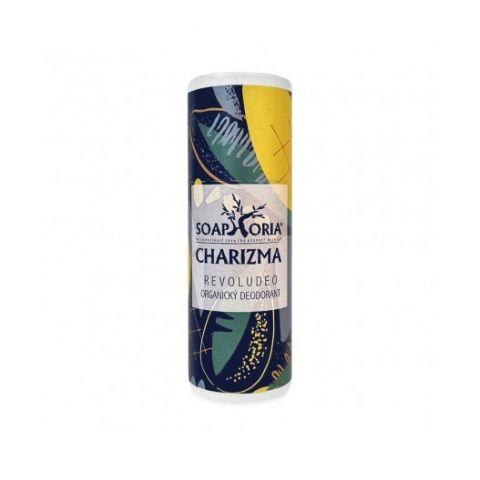 Revoludeo organický deodorant - Charizma Soaphoria 75ml