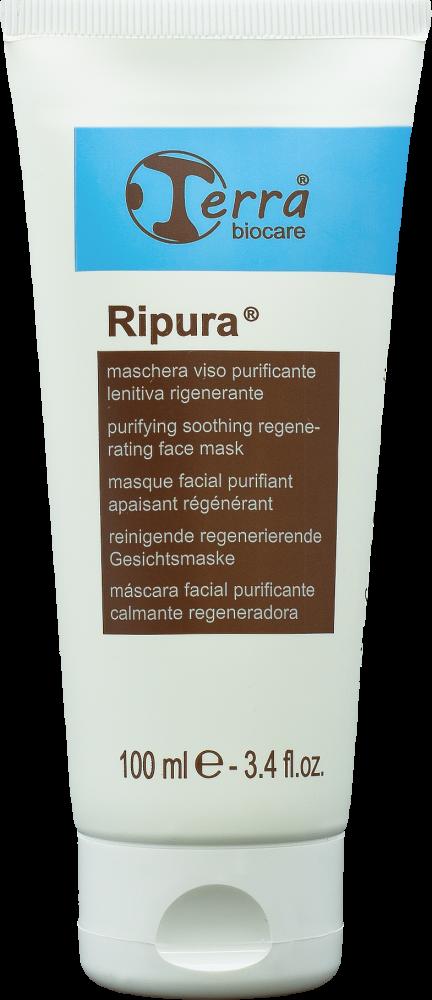 Terra BioCare Ripura - Zklidňující, čistící, regenerační maska 100 ml
