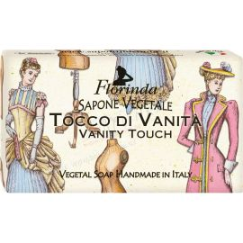 Rostlinné mýdlo Dotek marnivosti  Florinda 200 g