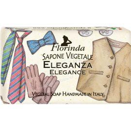 Rostlinné mýdlo Elegance Florinda 200 g