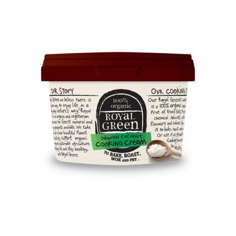Kokosový olej na vaření bez vůně Royal Green BIO 2500 ml