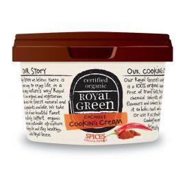 Kokosový olej s chilli a paprikou Royal Green BIO  250 ml