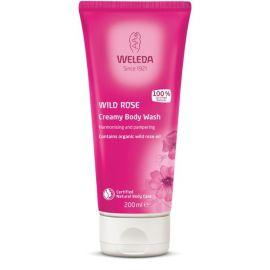 Růžový harmonizující sprchový krém 200ml Weleda