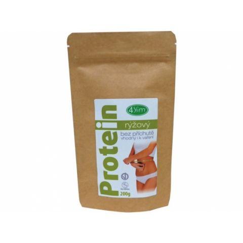Rýžový protein 4Slim 200g