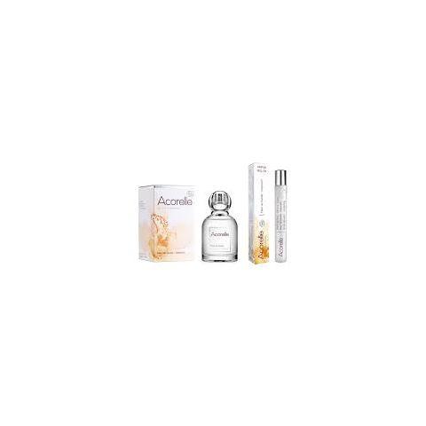 Sada Parfémové vody Fleur de Vanille Acorelle 50ml+10ml