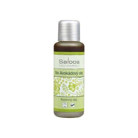 Saloos Bio Avokádový olej LZS 50 ml