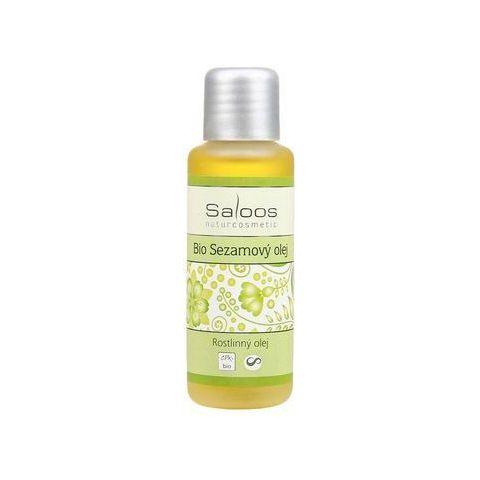 Saloos Bio Sezamový olej LZS 50 ml