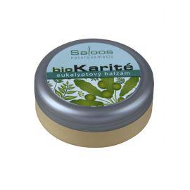 Saloos Eukalyptový balzám BIO Karité 50 ml