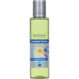 Saloos Koupelový olej Eukalypt-Tymián 125ml