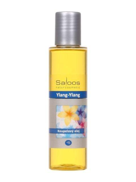 Saloos Koupelový olej Ylang-Ylang 125 ml