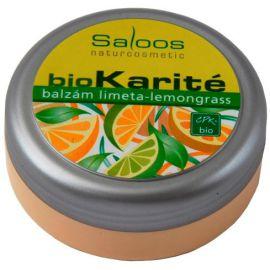 Saloos Limeta-Lemongrass balzám BIO Karité 50 ml