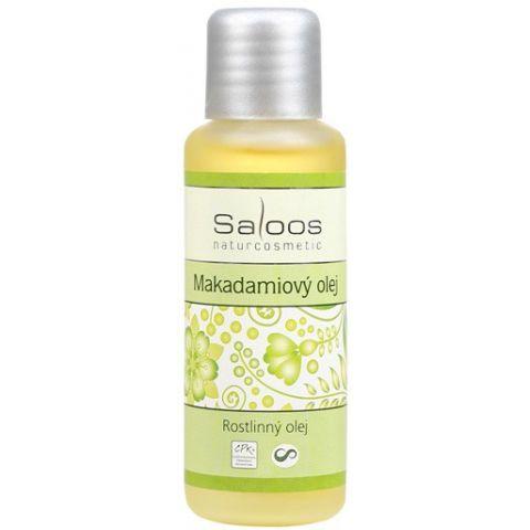 Saloos Makadamiový olej  LZS 125 ml