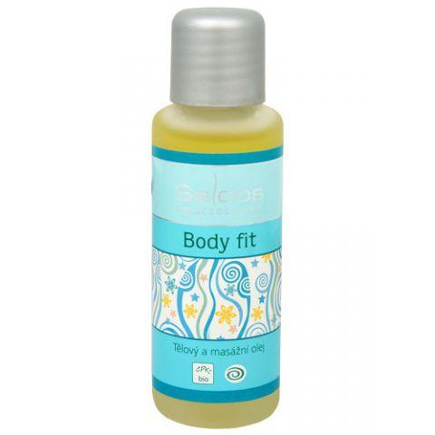 Saloos Masážní olej Body fit 50 ml
