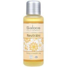 Saloos Masážní olej Neutrální  125 ml
