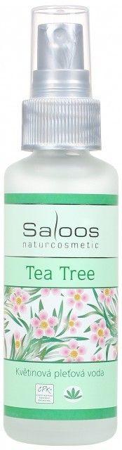 Saloos Pleťová voda Květinová Tea tree 50 ml