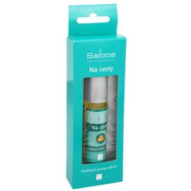 Saloos Roll-on Na cesty Bio Aroma 9 ml