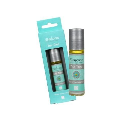Saloos Roll-on Tea Tree BIO 9ml