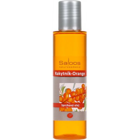 Saloos Sprchový olej Rakytník-Orange  125ml