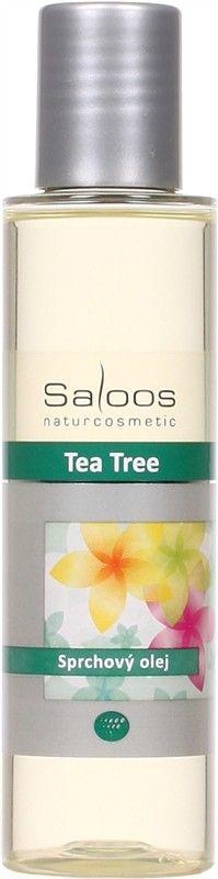 Saloos Sprchový olej Tea tree 125ml