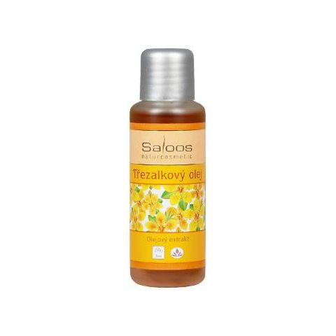 Saloos Třezalkový olejový extrakt 50 ml
