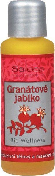 Saloos Wellness Granátové jablko BIO 50ml