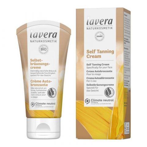 Samoopalovací pleťový krém Lavera 50 ml