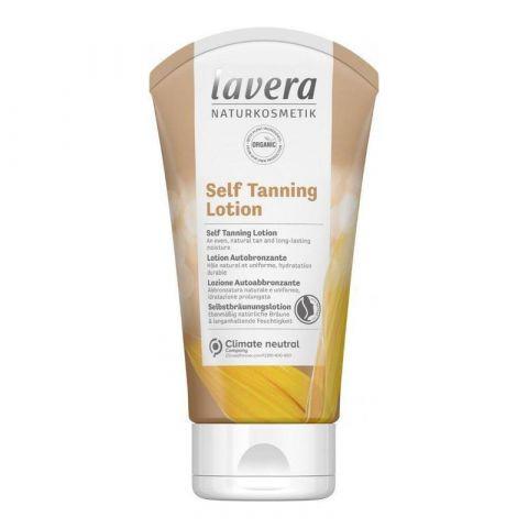 Samoopalovací tělové mléko Lavera 150 ml