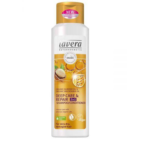 Šampon a kondicionér 2v1 Deep Care& Repair Lavera 250ml