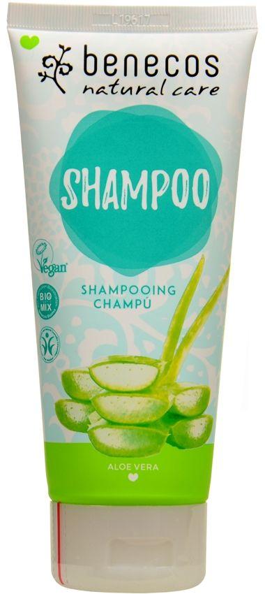 Šampon aloe vera Benecos 200ml