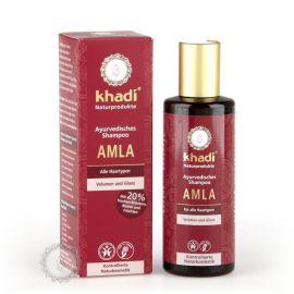 Šampón AMLA pro objem a lesk Khadi  210ml