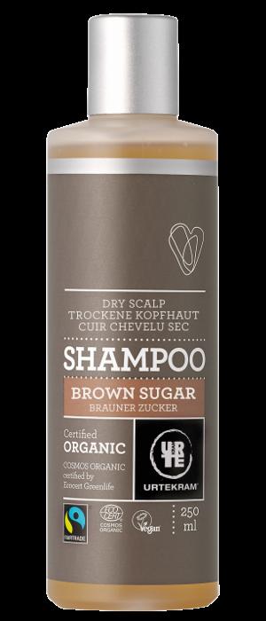 Urtekram Šampón brown sugar 250ml BIO