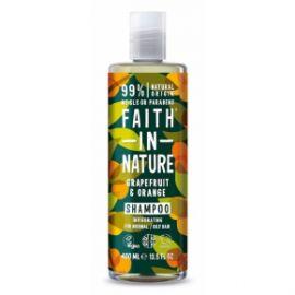 Šampon Grapefruit&Pomeranč Faith in Nature 400ml