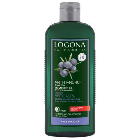 Šampon Jalovcový olej proti lupům Logona 250ml