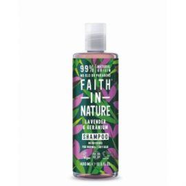 Šampon Levandule Faith in Nature 400ml