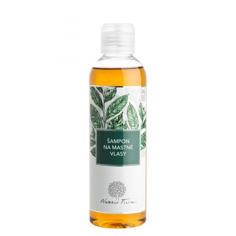 Šampon na Mastné vlasy Nobilis Tilia 200 ml