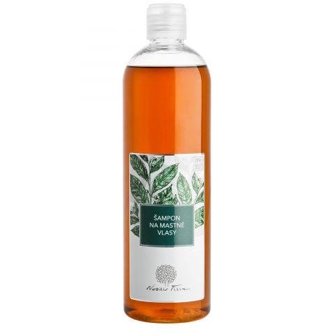 Šampon na Mastné vlasy Nobilis Tilia 500 ml