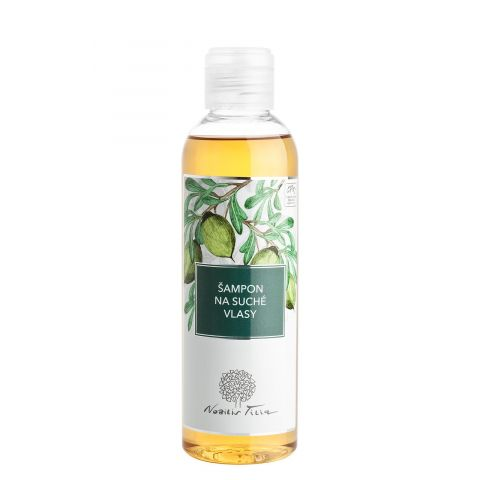 Šampon na Suché vlasy Nobilis Tilia 200 ml