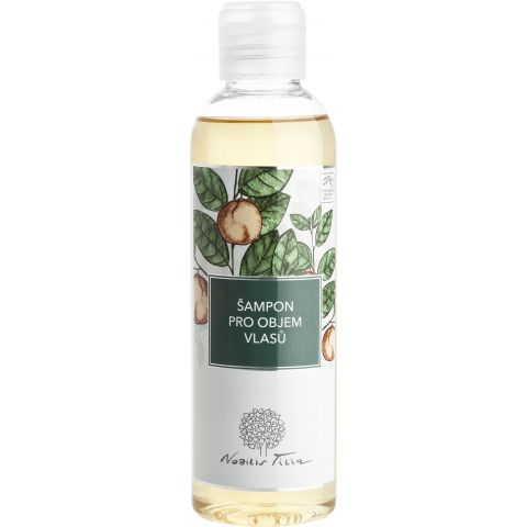 Šampon pro objem vlasů Nobilis Tilia