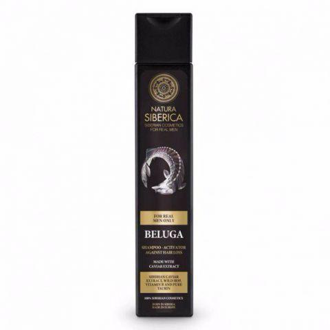 Šampon pro růst vlasů «Beluga» Natura Siberica 250ml