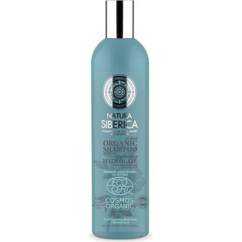 Šampon pro suché a lámavé vlasy - Výživa a hydratace Natura Siberica 400 ml