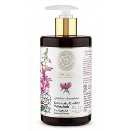 Šampon pro tenké vlasy zbavené objemu – Luxusní objem Flora Siberica 480ml