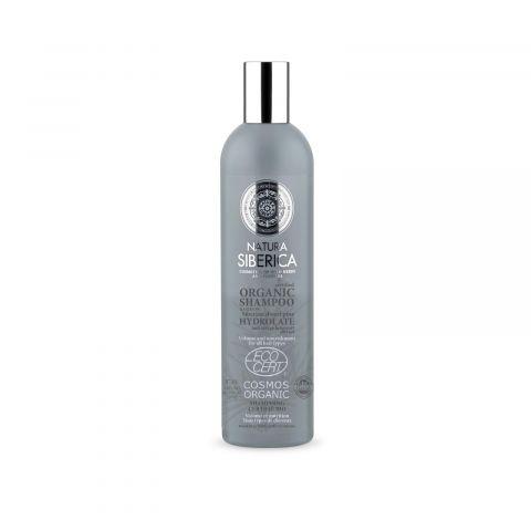 Šampon pro všechny typy vlasů - Objem a výživa Natura Siberica 400 ml