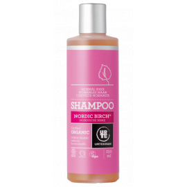 Šampón severská bříza - normální vlasy BIO Urtekram  250ml