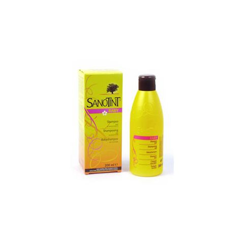DĚTSKÝ ŠAMPON pH 6,5-7  200 ml Sanotint