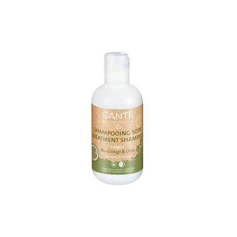 Family Ošetřující šampon Bio Ginkgo & Bio Oliva Sante 500ml
