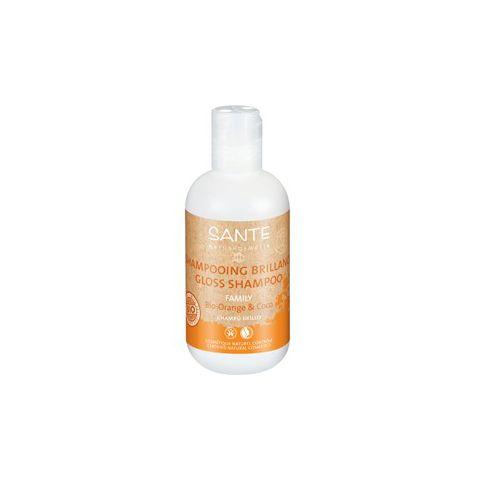 Family Ošetřující šampon Bio Pomeranč & Bio Kokos Sante 500ml