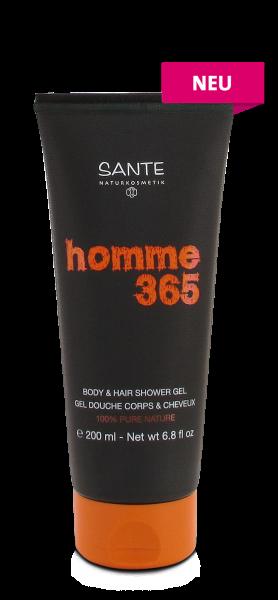 Sante HOMME 365 Sprchový gel 200ml
