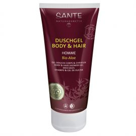 HOMME Šampon a sprchový gel  Bio Aloe Sante 200ml
