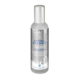 Krystall Deodorant Spray & Pure Spirit Sante 100ml